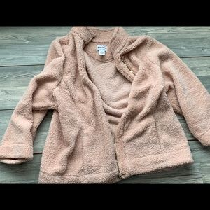 Sweaters - Fluffy pink sweater
